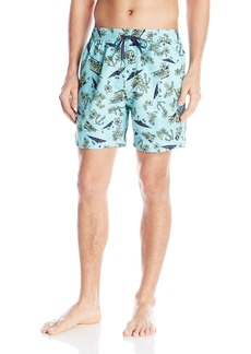 Sperry Top-Sider Men's Coastal Cruisin' Volley Swim Trunk