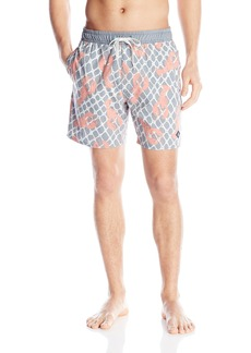 Sperry Top-Sider Men's Fresh Catch Volley Swim Trunk