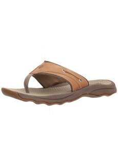 Sperry Top-Sider Men's Outer Banks Sandal tan 2 12 Medium US