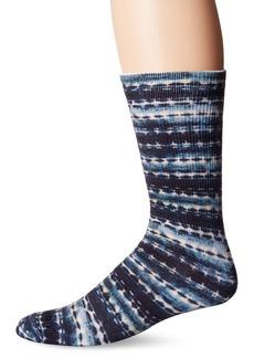 Sperry Top-Sider Men's Printed Performance Crew Socks