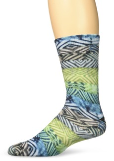 Sperry Top-Sider Men's Printed Performance Crew Socks