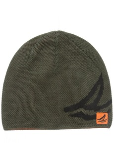 Sperry Top-Sider Men's Reversible Beanie