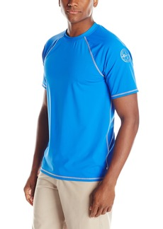 Sperry Top-Sider Men's Sea You Later UPF 50 Short Sleeve Rashguard