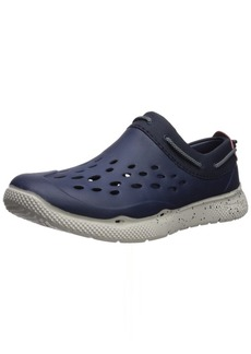 Sperry Top-Sider Men's Seafront Water Shoe Navy/red 9 D(M) US