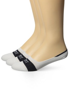 Sperry Top-Sider Men's Signature Invisible Solid Liners  Sock Size:M/L/Shoe Size: 9.5-13