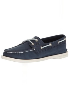 Sperry Top-Sider Women's A/O 2-Eye Boat Shoe  9.5 Medium US