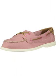 Sperry Top-Sider Women's a/O Venice Canvas Boat Shoe  9.5 Medium US