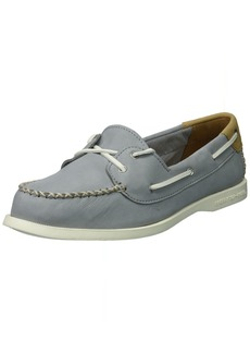 Sperry Top-Sider Women's a/O Venice Leather Boat Shoe  10 Medium US