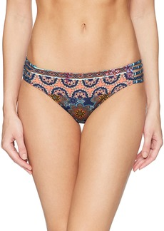 Sperry Top-Sider Women's Calypso Island Cheeky Swimsuit Bottom