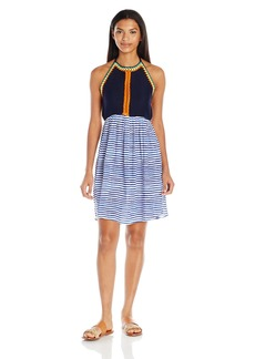 Sperry Top-Sider Women's Carribean Sunset Midi Dress Cover up  M