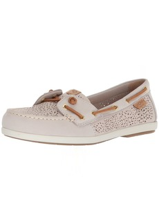 Sperry Top-Sider Women's Coil Ivy Geo Perf Boat Shoe  11 Medium US