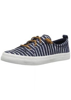 Sperry Top-Sider Women's Crest Vibe Indigo Stripe Sneaker