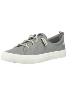 Sperry Top-Sider Women's CREST VIBE LINEN Shoe grey