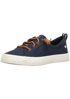 Sperry Top-Sider Women's CREST VIBE LINEN Shoe navy