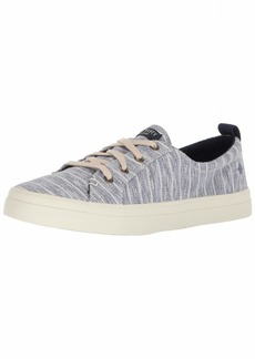 Sperry Top-Sider Women's Crest Vibe Painterly Stripe Sneaker  9.5 Medium US
