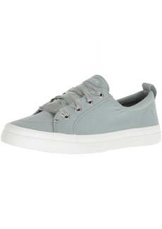 Sperry Top-Sider Women's Crest Vibe Satin LACE Sneaker
