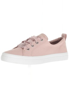 Sperry Top-Sider Women's Crest Vibe Satin LACE Sneaker Rose dust