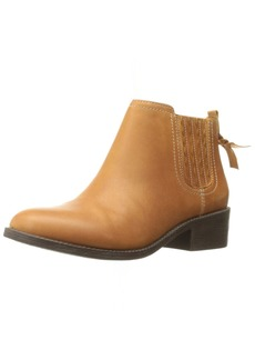 Sperry Top-Sider Women's Juniper Bree Tan Ankle Bootie