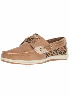Sperry Top-Sider Women's Koifish Cheetah Boat Shoe