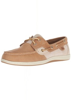 Sperry Top-Sider Women's Koifish Sparkle Crosshatch Boat Shoe