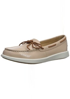 Sperry Top-Sider Women's Oasis Canal Patent Perf Boat Shoe  11 Medium US