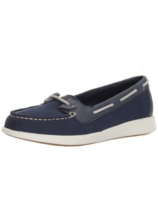 Sperry Top-Sider Women's Oasis Loft Canvas Boat Shoe  6 Medium US