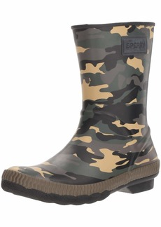 Sperry Top-Sider Women's Saltwater Current Rain Boot