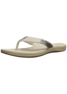 Sperry Top-Sider Women's Seabrook Swell Flat Sandal  9 Medium US