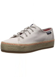 Sperry Top-Sider Women's Sky Sail Jute Wrap Sneaker  9 Medium US