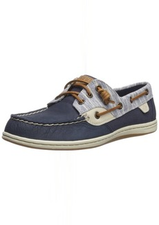 Sperry Top-Sider Women's Songfish Painterly Stripe Boat Shoe  7 Medium US