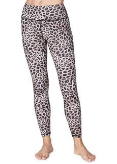 Spiritual Gangster Cheetah Perfect High-Waist Leggings