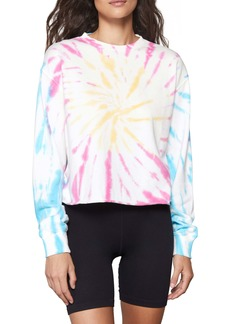 Spiritual Gangster Follow Mazzy Tie Dye Sweatshirt