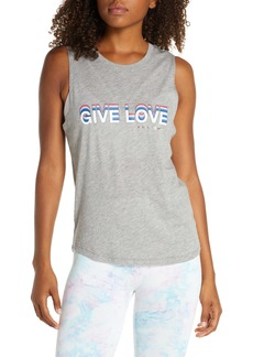 Spiritual Gangster Give Love Muscle Tank