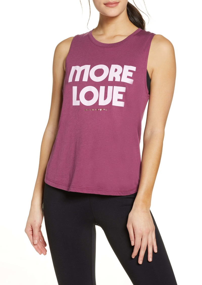 Spiritual Gangster More Love Muscle Tank