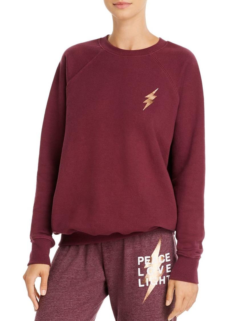 Spiritual Gangster Peace Graphic Sweatshirt - 100% Exclusive