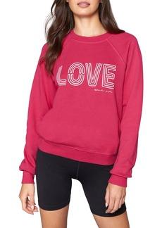 Women's Spiritual Gangster Love Bridget Crewneck Sweatshirt