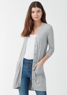 Splendid 2X1 Lightweight Cardigan
