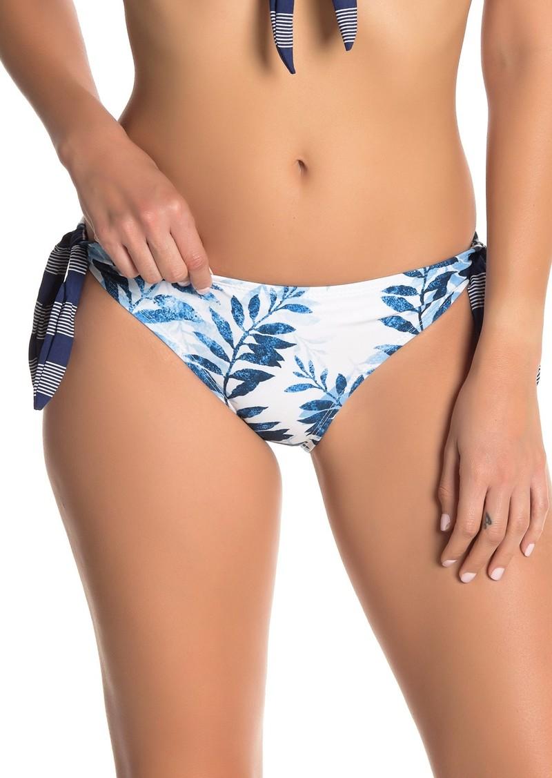 Splendid Adrift Side Tie Bikini Bottoms