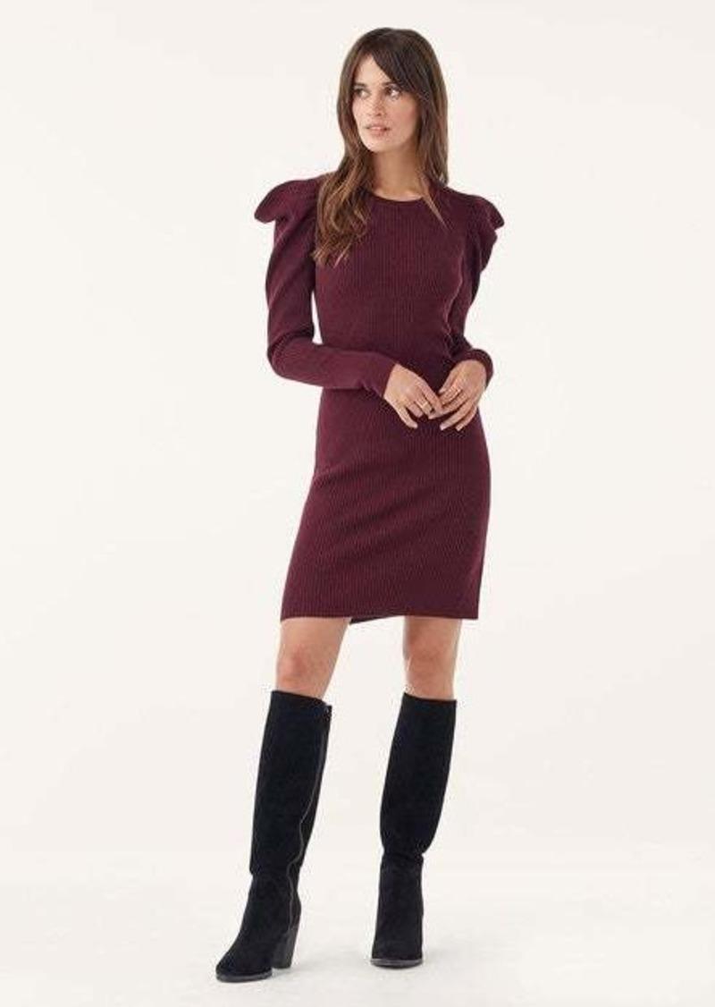 Splendid Allston Puff Sleeve Dress
