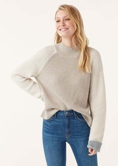 Splendid Alta Color Block Pullover