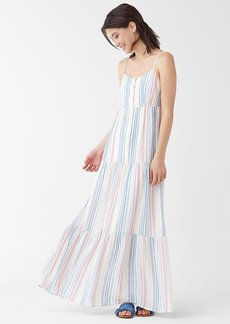 Splendid Arcoiris Tiered Maxi