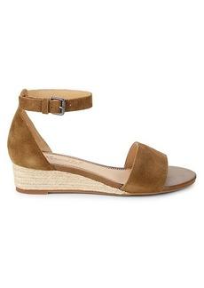 Splendid Aria Sable Suede Sandals