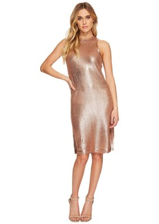 Splendid Astor Metallic Sleeveless Dress