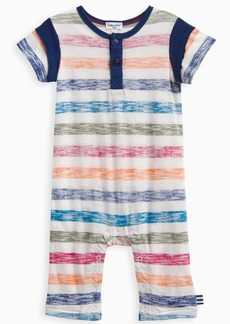 Splendid Baby Boy Striped Coverall
