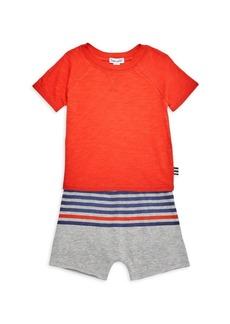 Splendid Baby Boy's & Little Boy's 2-Piece T-Shirt & Shorts Set