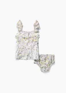 Splendid Baby Girl Dress Allover Print
