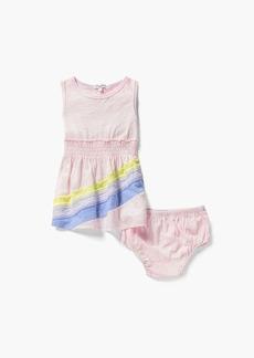 Splendid Baby Girl Rainbow Dress