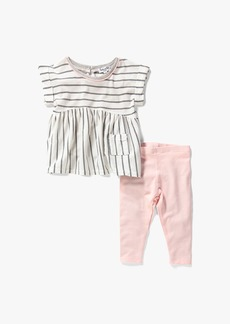 Splendid Baby Girl Stripe Top Set