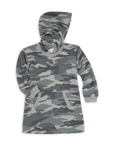 Splendid Baby Girl's & Little Girl's Camouflage Sweater Dress
