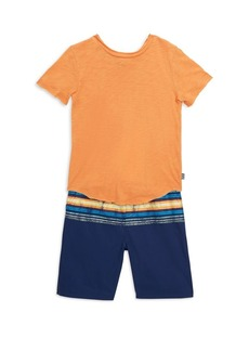 Splendid Baby's, Toddler's & Little Boy's Tee and Shorts Set